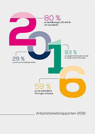 Arbetslöshetsrapporten 2016